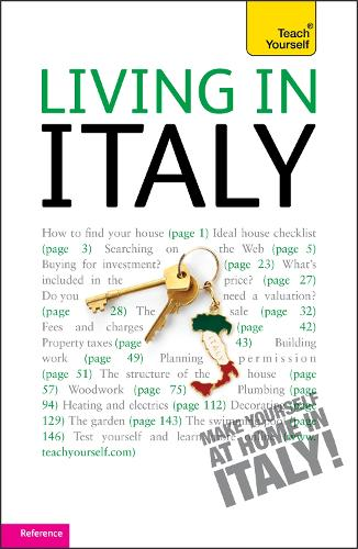 Living in Italy: Teach Yourself
