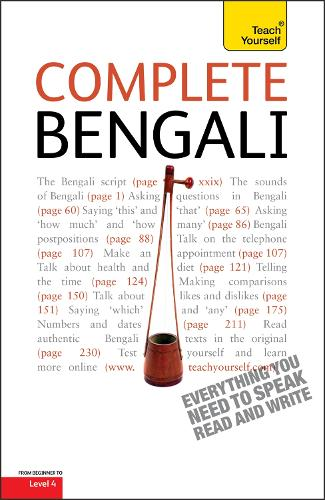 Complete Bengali Beginner to Intermediate Course: (Book only) Learn to read, write, speak and understand a new language with Teach Yourself (Paperback)