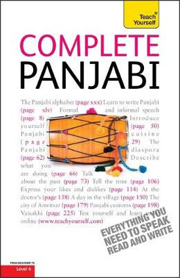 Complete Punjabi Beginner to Intermediate Course: Learn to read, write, speak and understand a new language with Teach Yourself (Paperback)