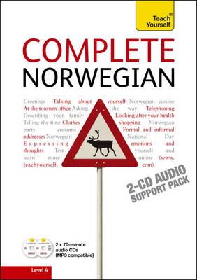 Complete Norwegian (Learn Norwegian with Teach Yourself): Audio Support (CD-Audio)