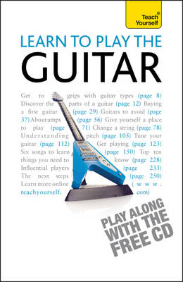 Learn to Play the Guitar: Teach Yourself - Teach Yourself - General
