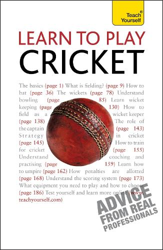 Learn to Play Cricket: Teach Yourself (Paperback)