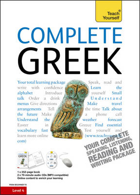 Complete Greek (Learn Greek with Teach Yourself)
