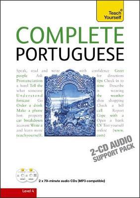 Complete Portuguese Beginner to Intermediate Course: Complete Portuguese Beginner to Intermediate Course Audio Support (CD-Audio)