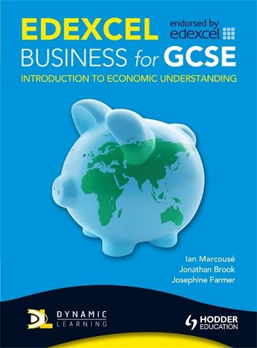Edexcel Business for GCSE: Introduction to Economic Understanding (Paperback)