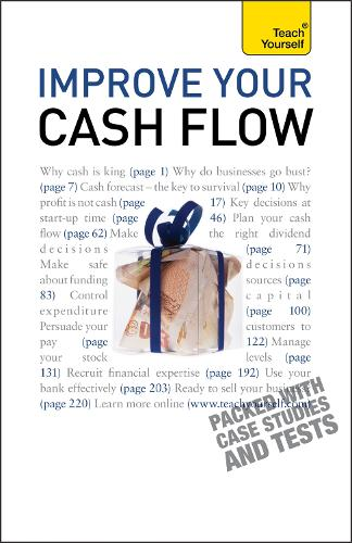 Improve Your Cash Flow: Teach Yourself - TY Business Skills (Paperback)