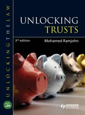 Unlocking Trusts - Unlocking the Law (Paperback)