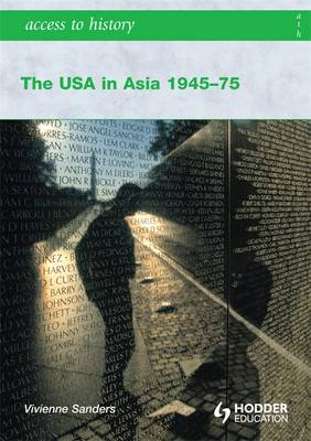 The USA in Asia 1945-1975 - Access to History (Paperback)