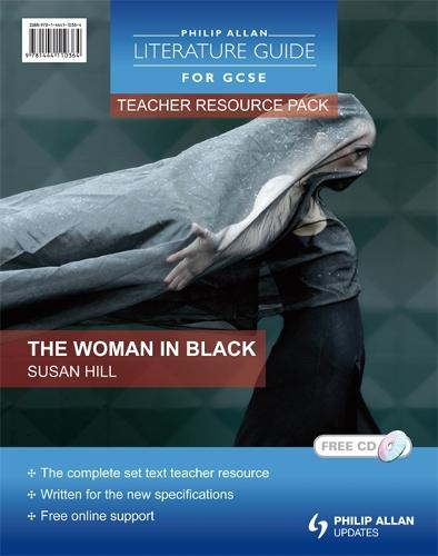 Philip Allan Literature Guides (for GCSE) Teacher Resource Pack: The Woman in Black (Spiral bound)