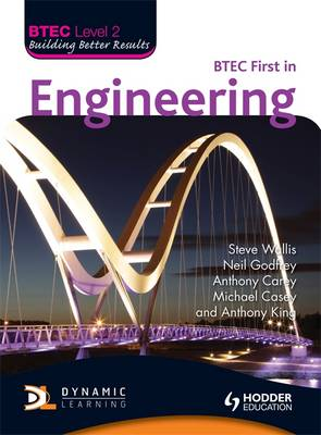 BTEC First Engineering - BTEC (Paperback)