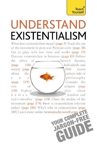 Understand Existentialism: Teach Yourself - Teach Yourself Educational (Paperback)