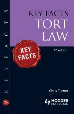 Key Facts Tort - Key Facts (Paperback)