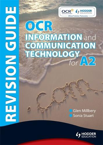 OCR Information and Communication Technology for A2 Revision Guide (Paperback)