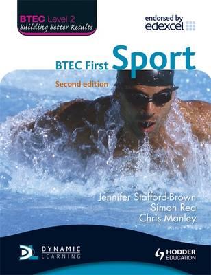 BTEC Level 2 First Sport - BTEC (Paperback)