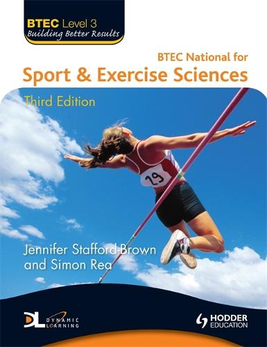 BTEC Level 3 National Sport & Exercise Sciences Third Edition - BTEC (Paperback)