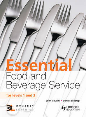 Essential Food and Beverage Service: Levels 1 & 2 (Paperback)
