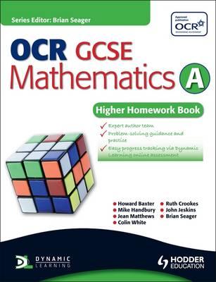 Ocr Gcse Mathematics A Higher Homework Book By Howard