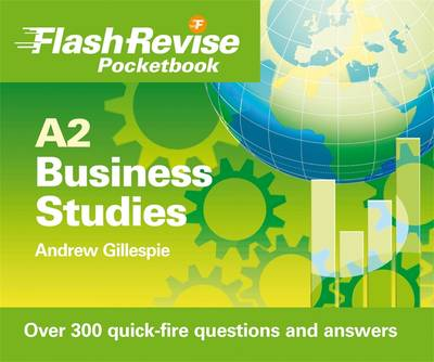 A2 Business Studies Flash Revise Pocketbook (Paperback)
