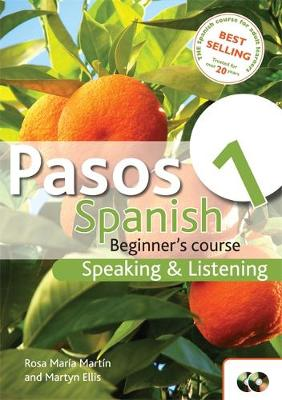 Pasos 1: Activity Book: Spanish Beginner's Course - Speaking and Listening (CD-Audio)