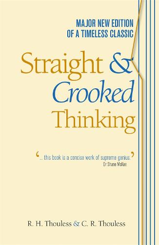 Straight and Crooked Thinking (Paperback)