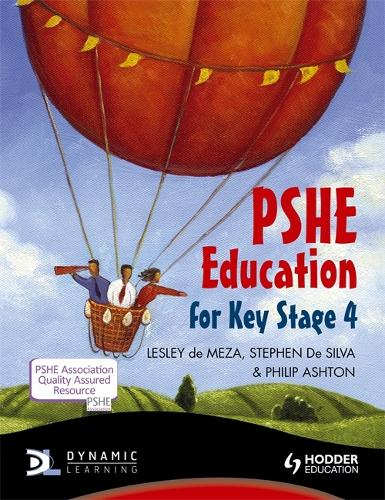 PSHE Education for Key Stage 4 - PSHE (Paperback)