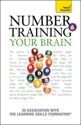 Number Training Your Brain: Teach Yourself (Paperback)