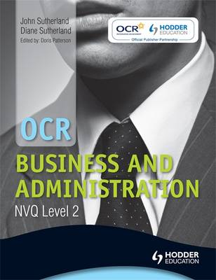 OCR Business and Administration NVQ Level 2 (Paperback)