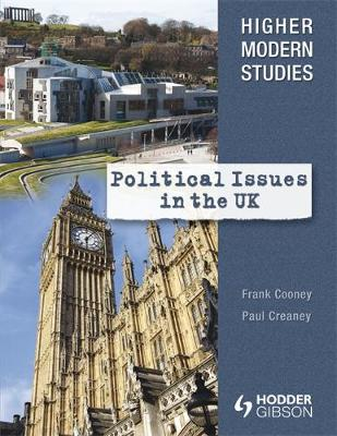 Political Issues in the UK - Higher Modern Studies (Paperback)