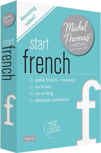 Start French (Learn French with the Michel Thomas Method) (CD-Audio)