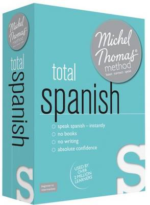 Total Spanish (Learn Spanish with the Michel Thomas Method) (CD-Audio)