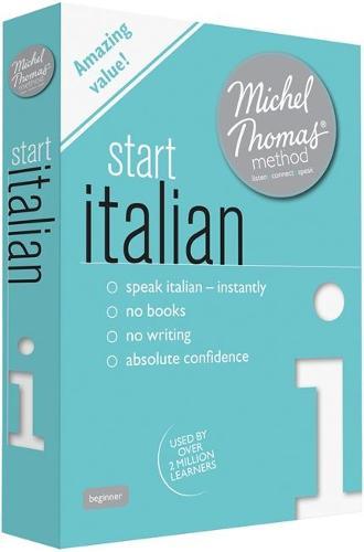 Start Italian (Learn Italian with the Michel Thomas Method) (CD-Audio)