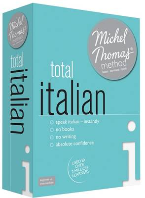 Total Italian (Learn Italian with the Michel Thomas Method) (CD-Audio)