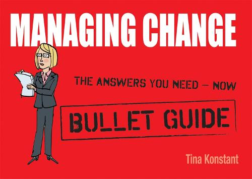 Managing Change: Bullet Guides (Paperback)