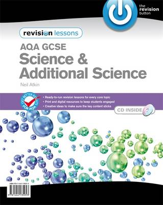 AQA GCSE Science and Additional Science Revision Lessons (Spiral bound)