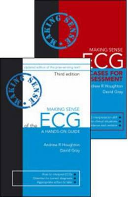 Making Sense of the ECG: WITH Cases for Self Assessment: With Cases for Self Assessment Pack (Paperback)
