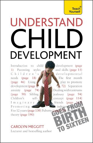 Understand Child Development: Teach Yourself (Paperback)