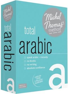 Total Arabic (Learn Arabic with the Michel Thomas Method) (CD-Audio)