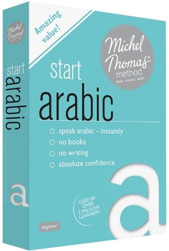 Start Arabic (Learn Arabic with the Michel Thomas Method) (CD-Audio)