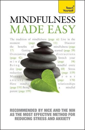 Mindfulness Made Easy: Teach Yourself (Paperback)