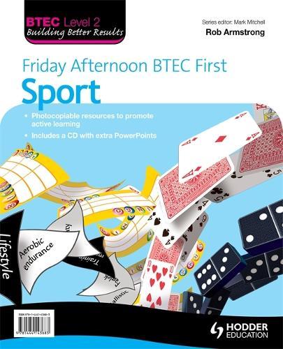 Friday Afternoon BTEC First Sport Resource Pack + CD (Spiral bound)