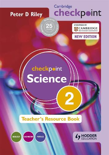 Cambridge Checkpoint Science Teacher's Resource Book 2 (Paperback)