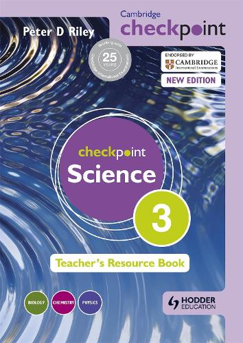 Cambridge Checkpoint Science Teacher's Resource Book 3 (Paperback)