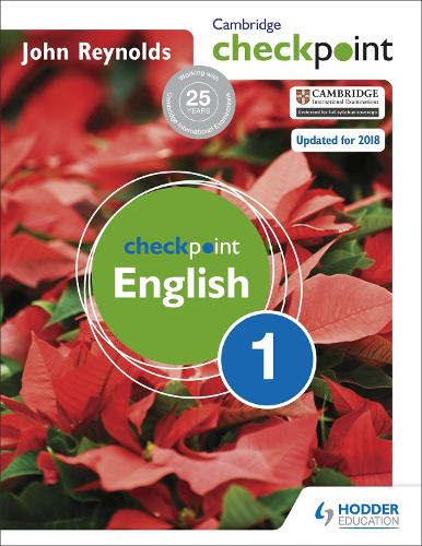 Cambridge Checkpoint English Student's Book 1 (Paperback)