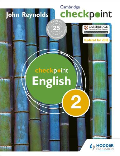 Cambridge Checkpoint English Student's Book 2 (Paperback)
