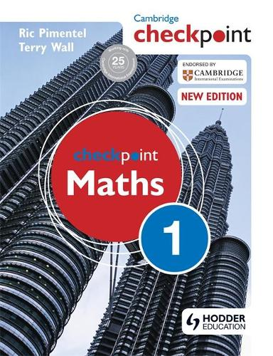 Cambridge Checkpoint Maths Student's Book 1 (Paperback)