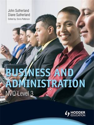 Business and Administration NVQ Level 3 (Paperback)