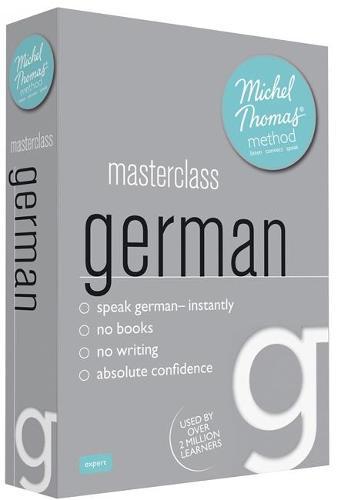 Masterclass German (Learn German with the Michel Thomas Method) (CD-Audio)