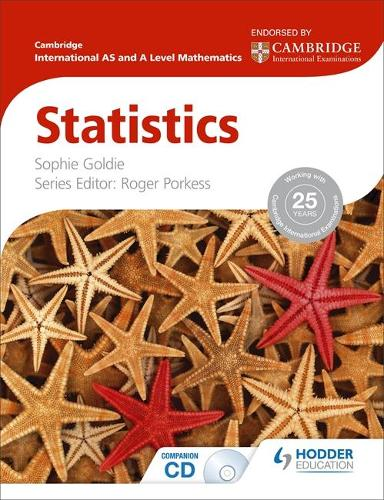 Cambridge International AS and A Level Mathematics Statistics