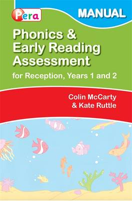 Phonics and Early Reading Assessment (PERA) Manual (Paperback)
