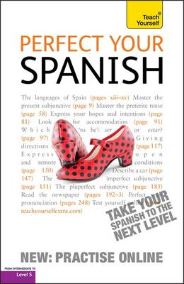 Perfect Your Spanish - Teach Yourself (Paperback)